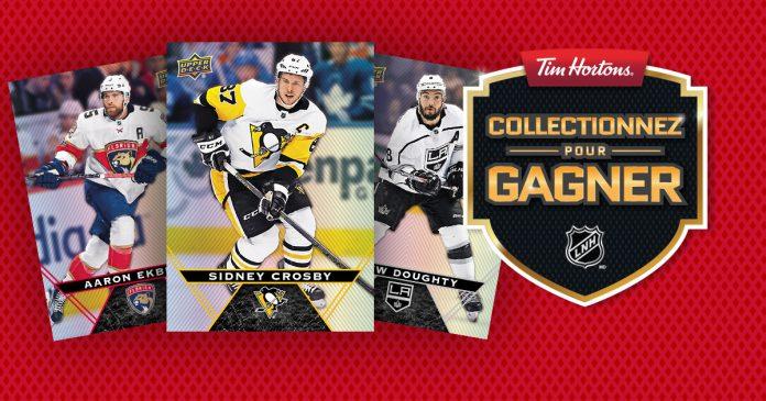 Concours Collectionnez Pour Gagner Tim Hortons (CollectionnezPourGagner.ca)