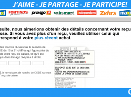 Concours Opinion Sur Le Magasin (OpinionSurLeMagasin.ca)