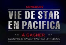 Concours Vie De Star En Pacifica (LaVoixJunior.ca)