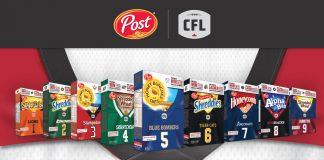 Concours Post Foods Chandail De La LCF (PostFoods.ca/Chandail)