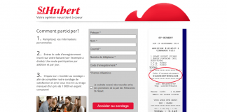 Concours St-Hubert Opinion (St-HubertOpinion.com)