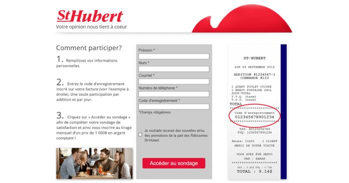 Concours St-Hubert Opinion (St-HubertOpinion.com)