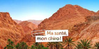Concours Ma Santé, Mon Chiro