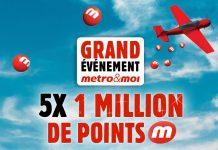 Concours Millionnaire Métro