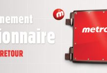 Métro.ca Millionnaire Concours (Metro.ca/Millionnaire)