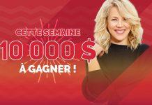Concours 105.7 Rythme FM 20 000$ à Gagner Avec Julie