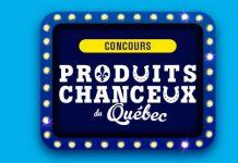 Concours IGA Produits Chanceux Du Québec