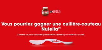 Concours Au Couteau Ou À La Cuillère (Nutella.ca)