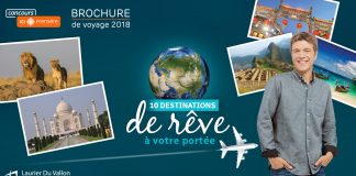 Concours Radio-Canada Première Heure Brochure De Voyages 2018
