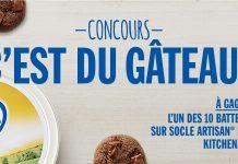 Concours Becel C'est Du Gâteau