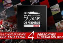 Concours RDS 50 Ans De Frénésie