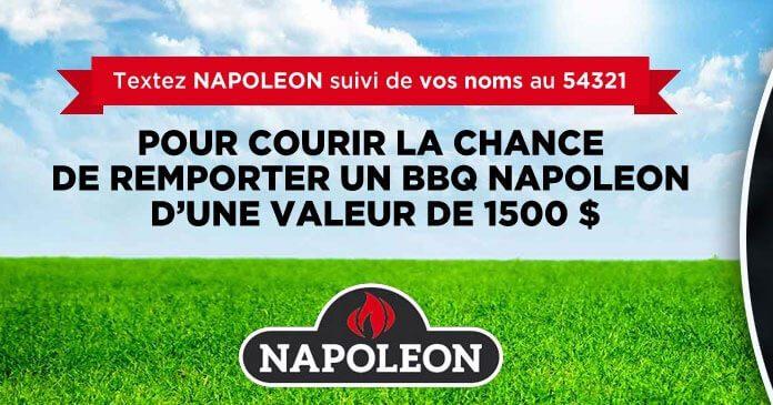 Concours RDS Napoléon