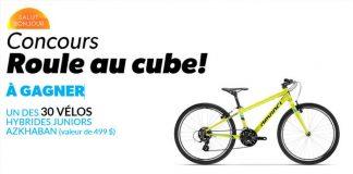 Concours TVA Salut Bonjour Roule Au Cube
