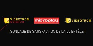 Concours Opinion Superclub Videotron