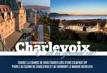 Concours Charlevoix, C'est La Grande Vie De TVA