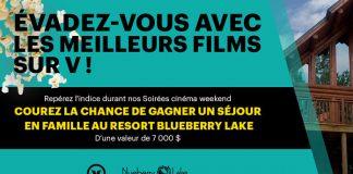 Concours Noovo Séjour Au Blueberry Lake Resort
