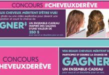Concours Pharmaprix #CheveuxDeRêve