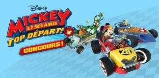 Concours Mickey Et Ses Amis : Top Départ De La Chaîne Disney