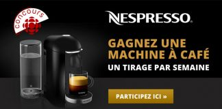 Concours Les Chefs Nespresso De Radio-Canada