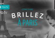 Concours Radio-Canada Brillez À Paris