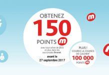 Concours Metro Obtenez Des Points m Chez Brunet