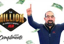 Concours IGA Le Million De Dollars À Gagner