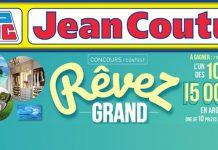 Concours Rêvez Grand de Jean Coutu