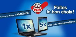 Concours Quiz POM Faites Le Bon Choix!