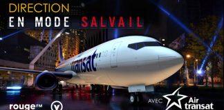 Concours Direction En Mode Salvail Avec Air Transat