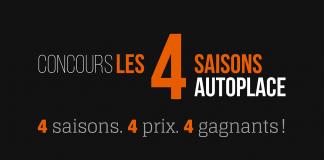 Concours Les 4 Saisons AutoPLACE