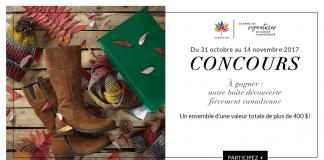 Concours La Boîte Découverte Du Mois (Novembre)