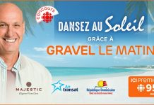 Concours Dansez Au Soleil Grâce À Gravel Le Matin