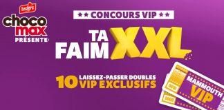 Concours Ta Faim XXL de Télé-Québec
