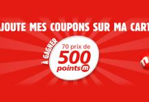 Concours J'ajoute Mes Coupons À Ma Carte Metro&Moi