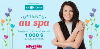 Concours Détente Au Spa