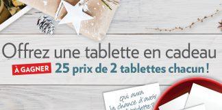 Concours La Presse Offrez Une Tablette En Cadeau
