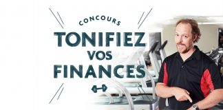 Concours Tonifiez Vos Finances