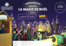 Concours Embarquez Dans La Magie de Noël
