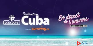 Concours En Direct De l'Univers Destination Cuba