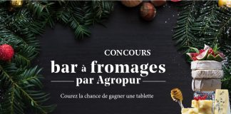 Concours Metro Bar À Fromages Par Agropur