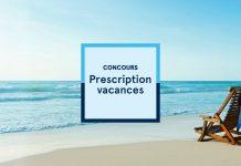 Concours Air Transat Prescription Vacances