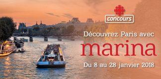 Concours Découvrez Paris Avec Marina