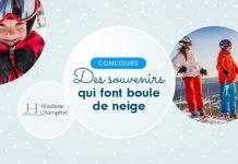 Concours Des Souvenirs Qui Font Boule De Neige