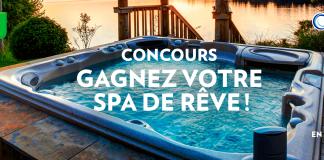 Concours La Presse Gagnez Votre Spa De Rêve