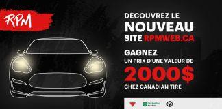Concours Nouveau Site RPM de Noovo
