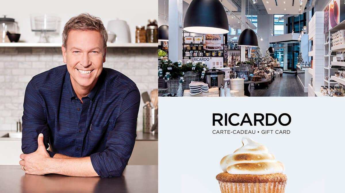 Concours ricardo et l 39 ithq concoursetc - Ricardo cuisine concours ...