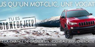 Concours Digne De Jeep