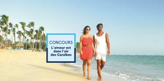 Concours Air Transat: L'amour Est Dans l'Air Des Caraïbes