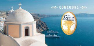 Concours Pain St-Méthode Voyage en Grèce