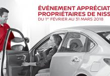 Concours Événement Propriétaire Nissan 2018